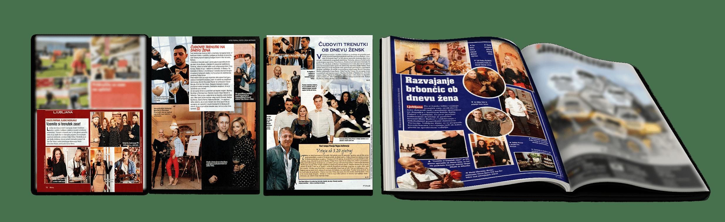 PR _ Baileys _ časopis